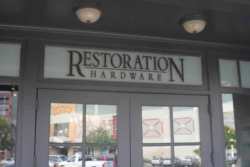 REstoration Hardware Store
